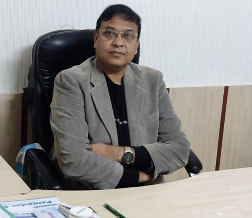 Dr Praveen K Jain