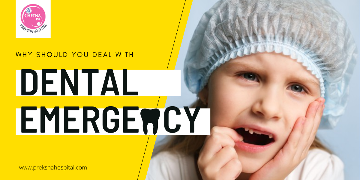 Why Should You Deal With A Dental Emergency Immediately